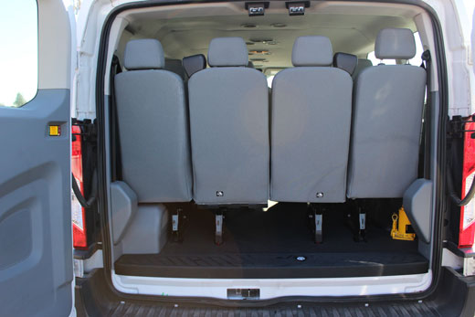Rent Large Ford Transit Van Phoenix Van Rental Arizona