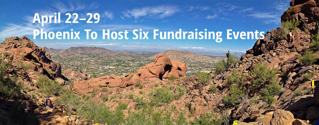 Phoenix knows how to have fun while funding worthy causes