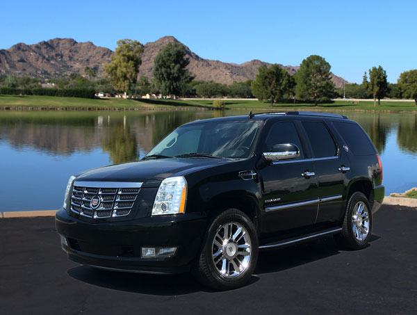 Cadillac Escalade rental Phoenix, Arizona