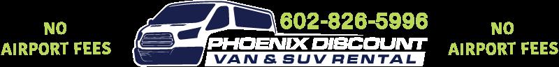 PHOENIX DISCOUNT Van & SUV Rental